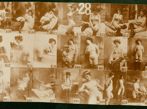 Farkas Zsuzsa: A női test ábrázolása fényképeken - Szeméremsértegetés a 19. század második felében (18+)