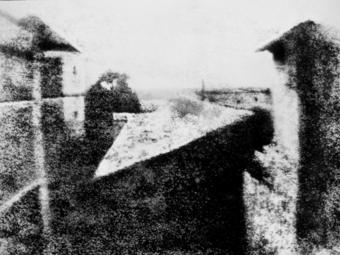 A világ legelső fényképének újrafelfedezése