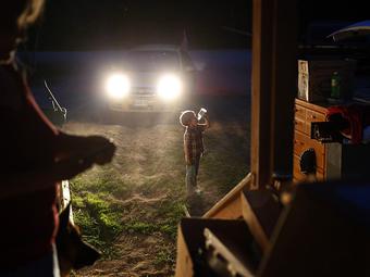 A menekültválság és a gyermekbántalmazás a téma az idei Pulitzer-díjas képeken