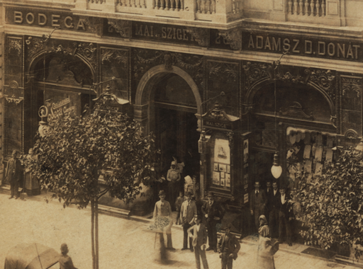 Mai Manón túl – mulatók és üzletek a Nagymező utca 20. szám alatt (1894–1917)