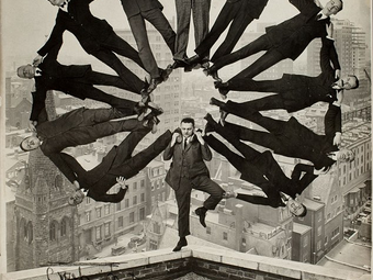 9 manipulált fotó a Photoshop előtti korszakból (1840-1980)