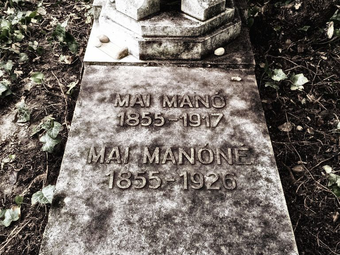 Ma van Mai Manó halálának 100. évfordulója