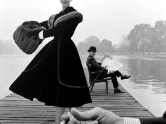 A HÉT FOTÓSA - Válogatás John French, az egyik legnépszerűbb londoni divatfotós képeiből