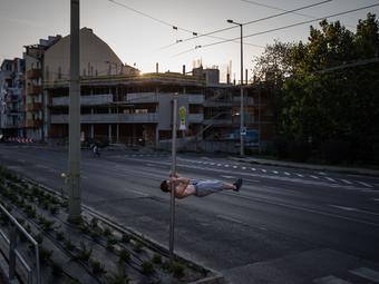 Móricz-Sabján Simon - Sport és életforma: a street workout (2015)