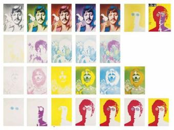 Richard Avedon: The Beatles (1967)