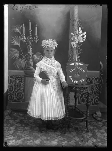 Két tonna üvegnegatív: vidéki fényképészműtermek gyűjteménye a Néprajzi Múzeumban (Bata Tímea írása)