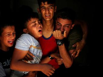 A 100 legjobb sajtófotó - A Reuters válogatása 2018 legjobb képeiből (18+)