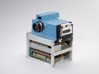 A világ legelső digitális fényképezőgépe