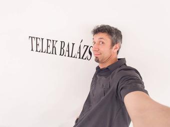 Elhunyt Telek Balázs (1974-2015)