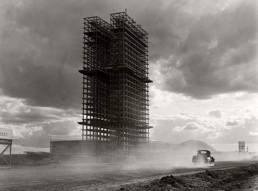 Modern építészet és fotográfia Brazíliavárosban: Oscar Niemeyer és Marcel Gautherot