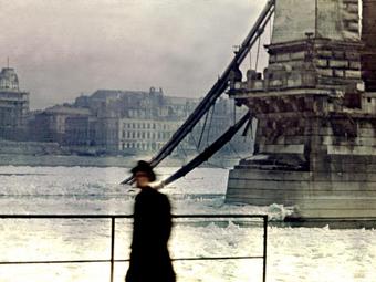 Budapest színes képeken a második világháború idején (1944-1945)