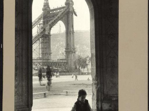 Jean Marquis magyarországi képei (1954)