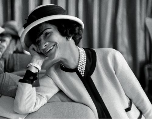 Mítosz és Elegancia - Douglas Kirkland: Coco Chanel