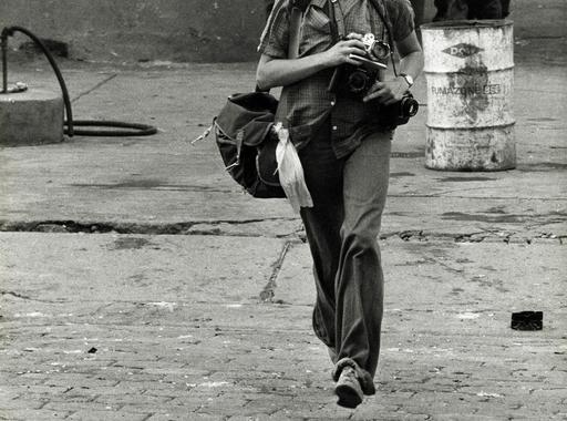 Susan Meiselas nyerte a Deutsche Börse Fotográfiai Nagydíjat