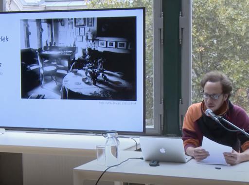 """Mai Manó Online Fotóegyetem - """"…tán csak fényképfelvételek az írásaim"""" – Kaffka Margit és a fotográfia (Gáspár Balázs előadása)"""