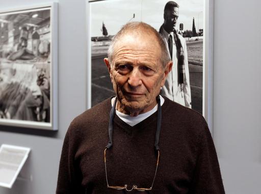 Elhunyt David Goldblatt (1930-2018)