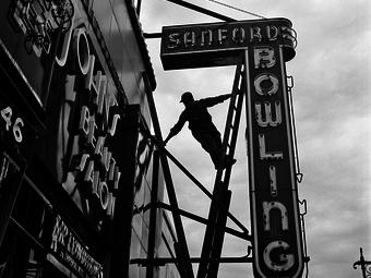 Tárlatvezetés: Vivian Maier Chicagóban és New Yorkban készült fotói szociológus szemmel (2017. december 4.)