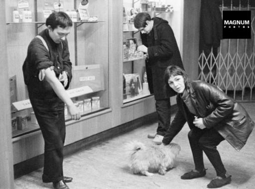 A HÉT FOTÓSA - Ian Berry: Drogfüggők Londonban, 1966 (18+)