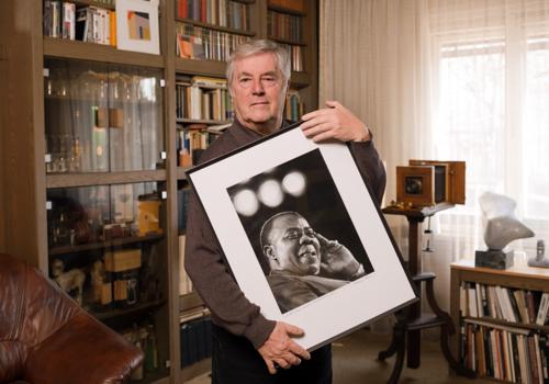 Elhunyt Markovics Ferenc (1936-2019)
