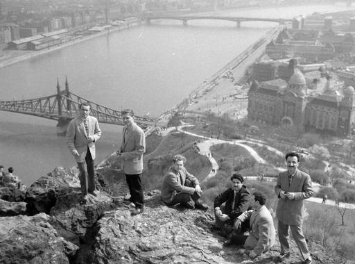 A HÉT FOTÓSA: Kotnyek Antal - Riportfotók a hatvanas évek Magyarországáról