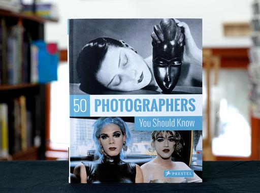 50 fotográfus, akit ismerned kell (A Mai Manó Könyvesbolt ajánlója)