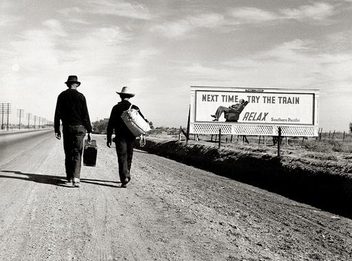 Fotó-kalendárium – Dorothea Lange (1895 – 1965)
