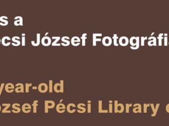 12 éves a Pécsi József Fotográfiai Szakkönyvtár