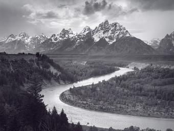 A tájfényképezés mestere: Ansel Adams és a víz