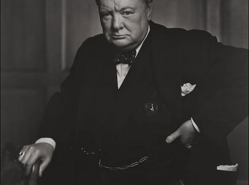 Fotó-kalendárium - Yousuf Karsh: Winston Churchill portréja (1941)
