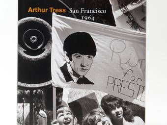 Adventi könyvajánló - Arthur Tress: San Francisco 1964