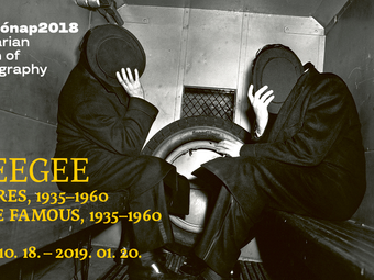 WEEGEE - A HÍRES (1935-1960) - A balesetek és gyilkosságok krónikásának képei hamarosan a Mai Manó Házban