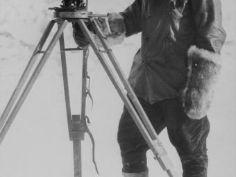 Herbert Ponting képei a Déli-sarkra indított tragikus kimenetelű expedícióról