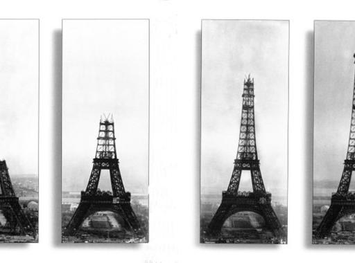 Variációk – Eiffel-torony I. (12 fotó)
