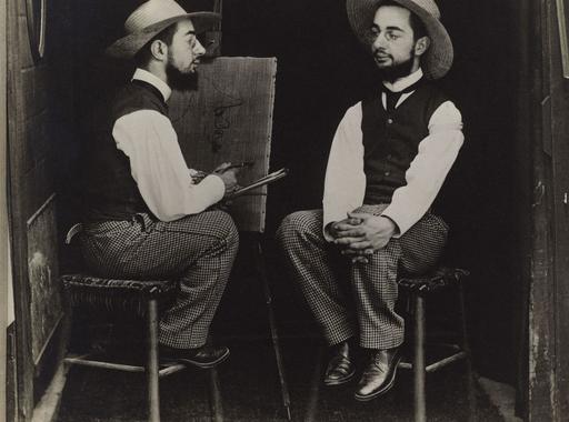 Variációk - Kettős portrék (1885-1900)