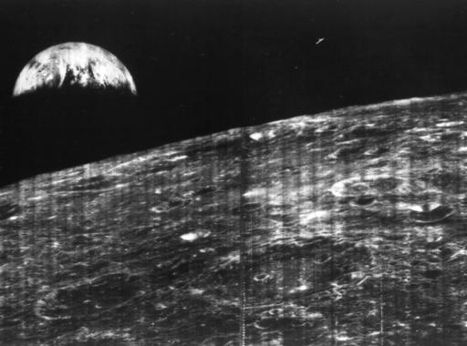 52 éve készült az első fotó a Földről - 1966. augusztus 23.