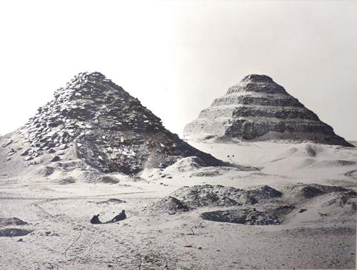 Egyiptom Flaubert idejében – Korai utazók fényképei, 1839–1860