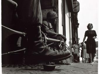 Don McCullin, a 20. század egyik legjelentősebb haditudósítója az Arles-i fotófesztivál vendége