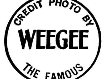 A New York-i éjszakai élet krónikásának képei először Magyarországon: WEEGEE A HÍRES, 1935-1960
