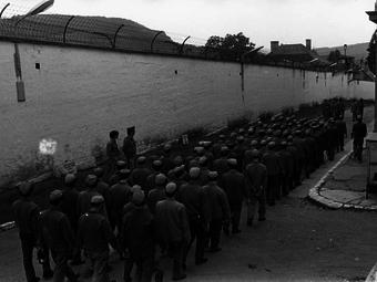 Urbán Tamás képei a Márianosztrai Fegyház és Börtönből (1987)