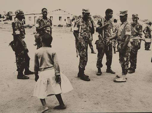 Menekült gyerekek Mozambikban - Harminc éve készült Stalter György megrázó sorozata
