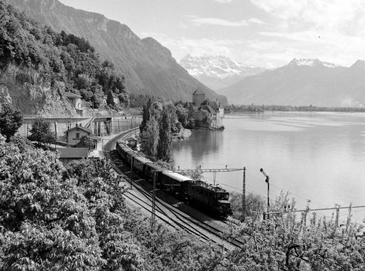 Keresztül Európán a legendás Orient Expresszel (Life magazin, 1950)