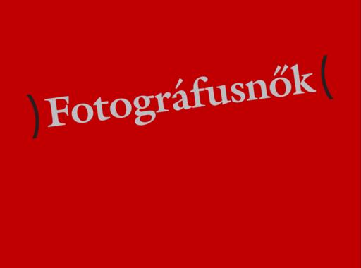 Most bárki elolvashatja az elfeledett magyar fotográfusnőkről készült kötetet
