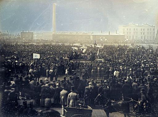 A fényképezés történetének híres első képei (I. rész)