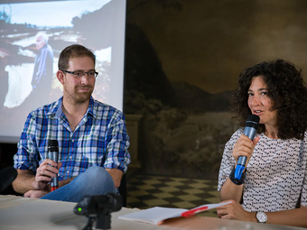 Mai Manó Online Fotóegyetem - Stiller Ákos fotóriporterrel Winkler Nóra beszélget
