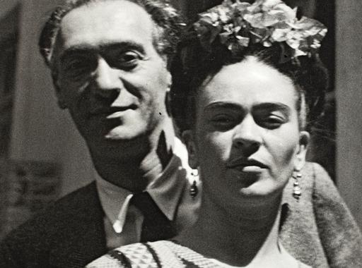 Egy magyar fotós képei Frida Kahlóról