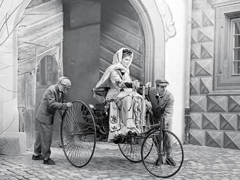 A legelső 'autólopás' (1888)