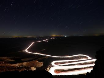 Mostanában fényképezték #55 - A Perseidák meteorraj