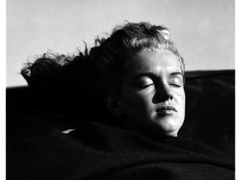 Egy magyar fotós képei Marilyn Monroe-ról