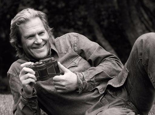 Fényképező hírességek - Jeff Bridges