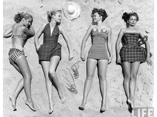 Variációk – Nyár, strand, vízpart (A nap fotója)